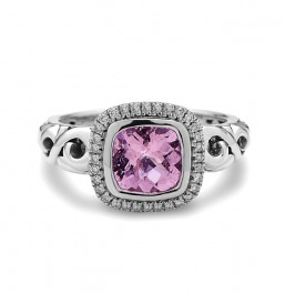 Ellah Collection Sterling Silver Ring