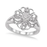 1/4 Carat T.W. Lovebright Ring.