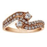 FA227 - Diamond Two Stone Ring