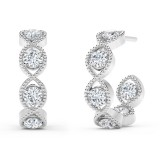 The Tribute™ Collection Diamond Earrings