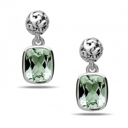 Dylani Collection Sterling Silver Earrings