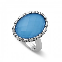 Skye Collection Sterling Silver Ring