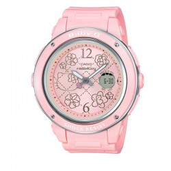 Baby-G Hello Kitty Pink Watch