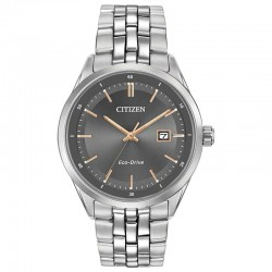 A time-honored watch with clean lines and simple accents