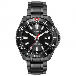Proof that a dive watch can be fun & functional with the CITIZEN ISO-compliant Promaster Diver. With Eco-Drive technology