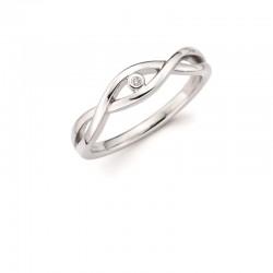 SS Diva Diamonds® Infinity Ring