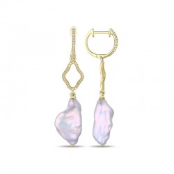Luvente Pearl Earrings