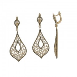 Luvente Diamonds Earrings