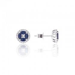 Luvente Sapphire Earrings