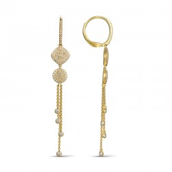 Luvente Diamond Dangle Earrings