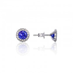 Luvente Tanzanite Earrings
