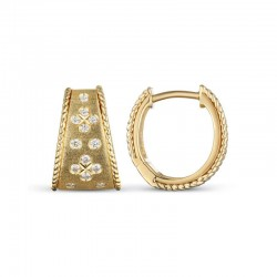 Luvente Diamond Small Hoop Earrings