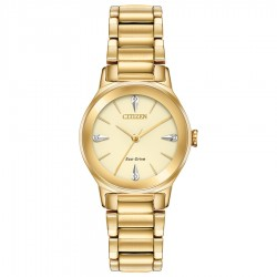 Citizen Axioms refined yet sleek design offers a day-to-night fashion option for the avid trendsetter.