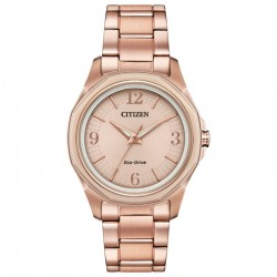 Share your fashionable point of view starting with this hip Drive from Citizen AR timepiece.