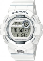 G-Shock Watch White Resin Strap
