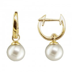 Lady's 14KY Gold Pearl Earring (One Earring Only)