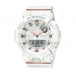 Lady's G-Shock S-Series Analog-Digital Sports Watch