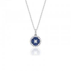 Luvente Sapphire Pendant