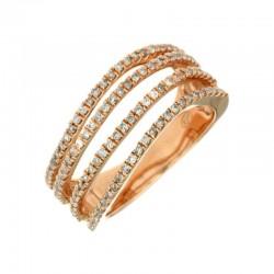 14KY Diamond Ring