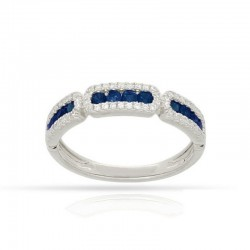 Luvente Sapphire Ring