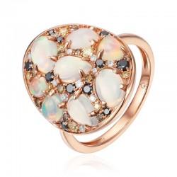 Luvente Opal Ring