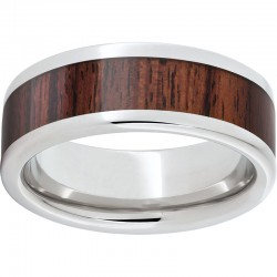 Serinium® Kingwood Inlay Band