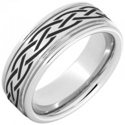 Serinium® Laser Braid Design Band