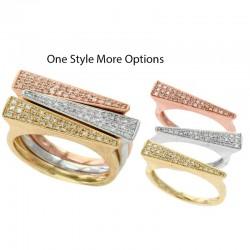 14KWRY Diamond Fashion Rings