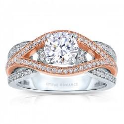 True Romance 14K W&R Diamond Remount Ring