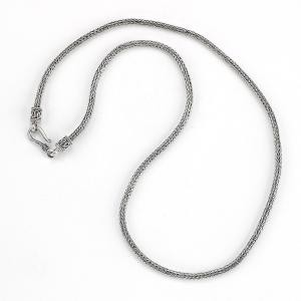 Samuel B. Sterling Silver 2.5mm Tulang Naga Chain 20