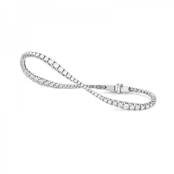 14KW Diamond Tennis Bracelet