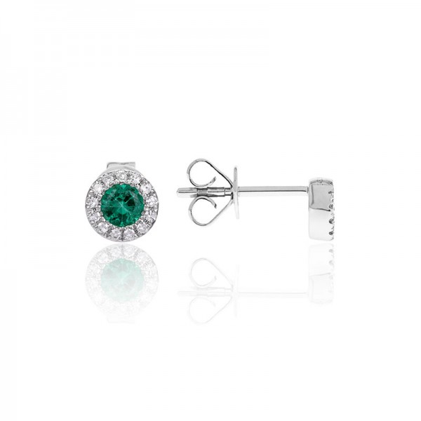 Luvente Emerald Earrings