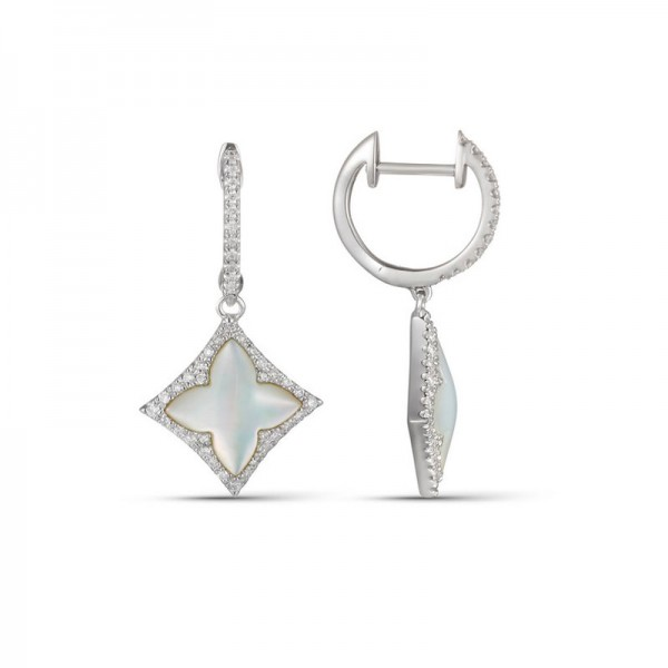 Luvente Mother of Pearl Earrings