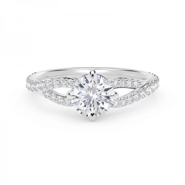 Forevermark Embrace™ Engagement Ring