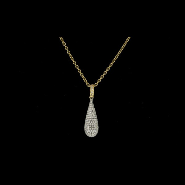 Solare Diamond Pendant