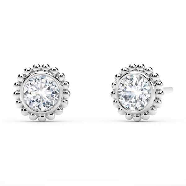 The Tribute™Collection Diamond Studs