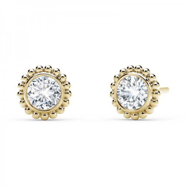 The Tribute™ Collection Diamond Studs