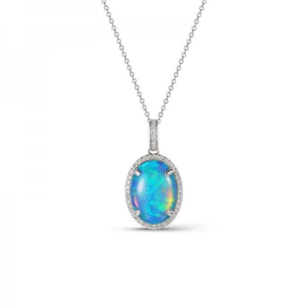 Luvente Opal Pendant