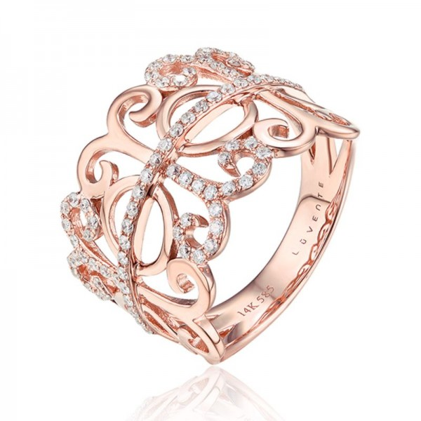 Luvente Diamonds Ring