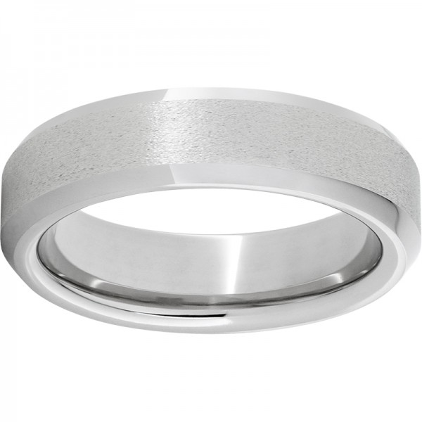 Serinium® Beveled Band