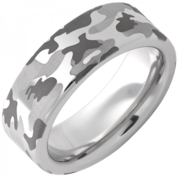 Serinium® Pipe Cut Camo Band