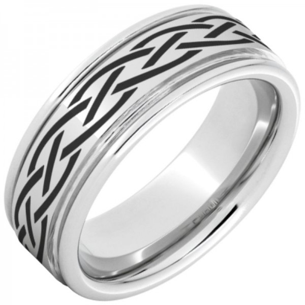 Serinium® Laser Braid Design Band