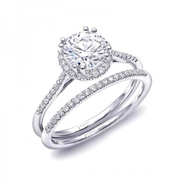 14KW Diamond Wedding Band