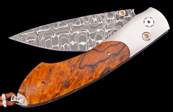 William Henry Spearpoint Forest Grove Knife